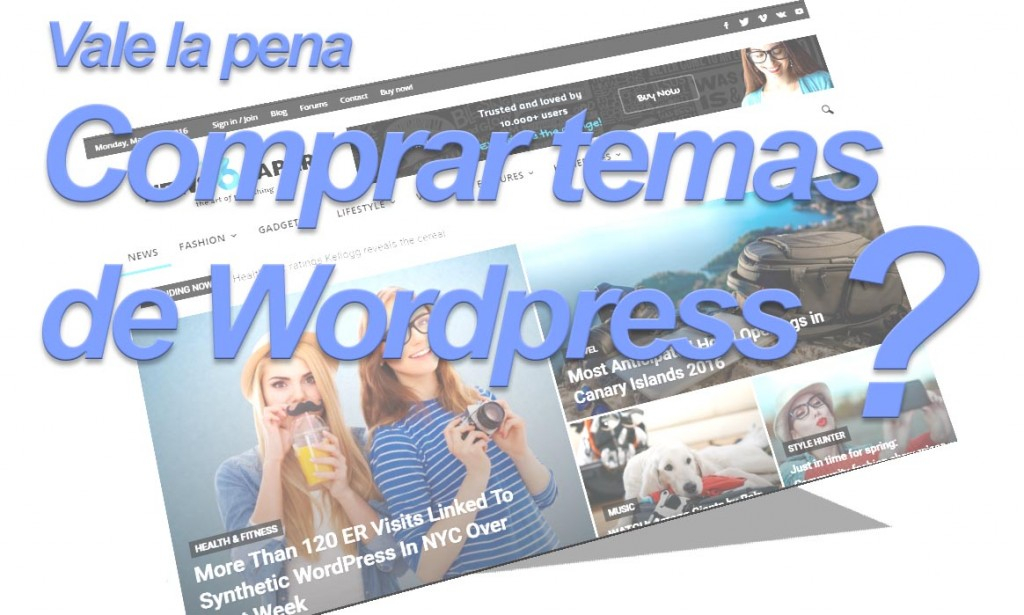 comprar temas de wordpress