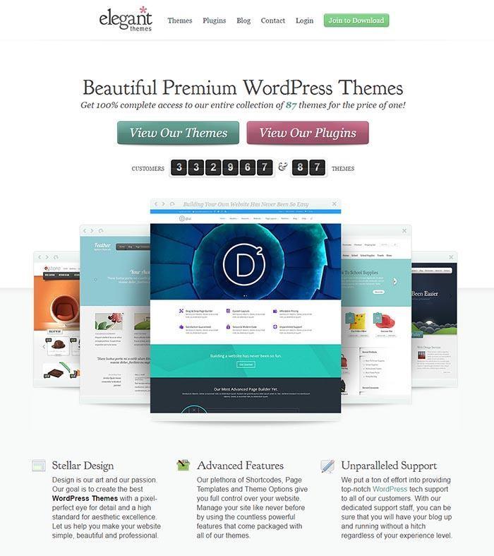Comprar temas de Wordpress baratos | Tumejorhostingbarato.com