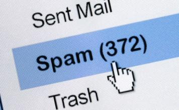 configurar filtros email spam cpanel