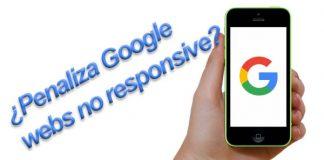 google penaliza no responsive