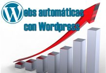 webs automaticas wordpress seo local